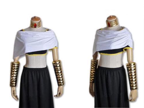Magi Judar Cosplay Costume Adult Sizes Anime NEW