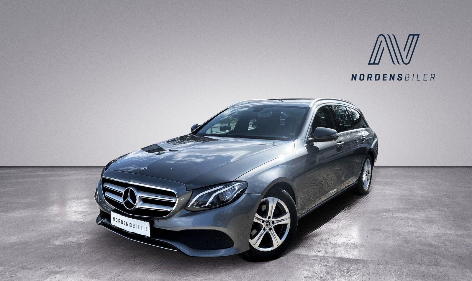 Mercedes E220 d 2,0 Avantgarde stc. aut. 5d - 1.944 kr.