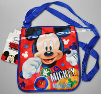 Disney Mickey Mouse Purse Bag Crossbody Girls Side Shoulder Tote Bag Gift