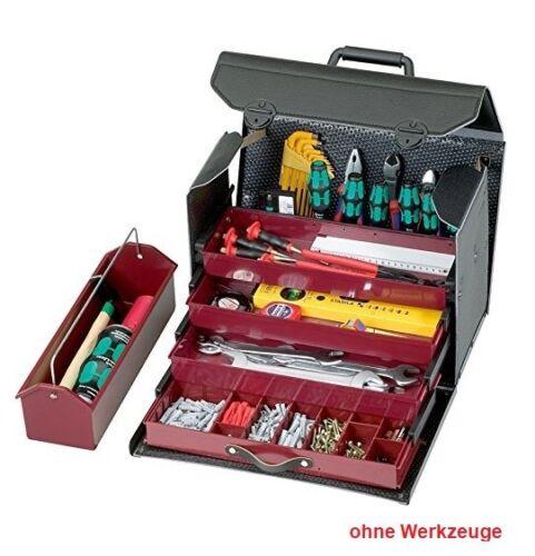 PARAT TOP-Line Werkzeugtasche Schubladentasche 4x Schubladen 43.000.561 Koffer