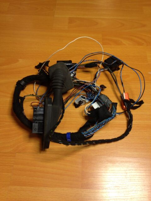 1998-2000 BMW 540i 528i M5 E39 FRONT DOOR HARNESS WIRE ...