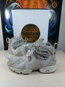 RRP £ 189.99 Reebok Classics X Future furikaze Baskets Sable Pierre