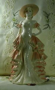 COALPORT-034-CAFE-ROYAL-034-FIGURINE-LADIES-OF-FASHION-COLLECTION-1991-97