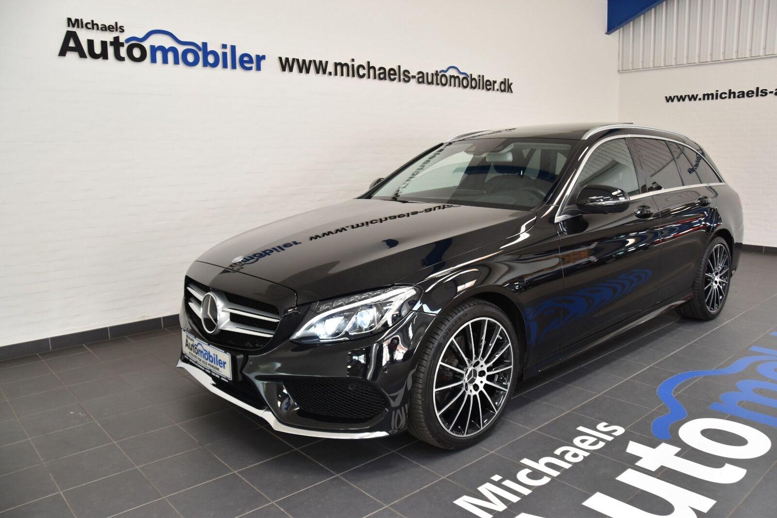 Mercedes C300 2,0 AMG Line stc. aut. 5d