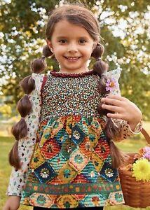 Girls Matilda Jane Choose your own path Tinsel Ruffle Leggings size 14 NWT