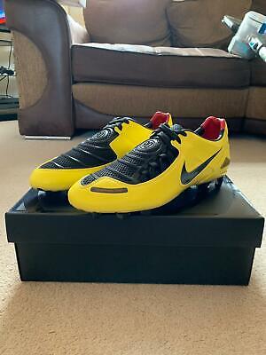 Nike TOTAL 90 Laser FG REMAKE UK7 edizione limitata numero 671 T90 Scarpe da calcio | eBay