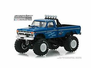 GREENLIGHT-49030-A-1-64-1974-FORD-F-250-MIDWEST-FOUR-WHEEL-DRIVE