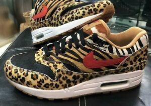 new concept 72ae9 b989d Image is loading NIKE-AIR-MAX-1-DLX-BEAST-DAY-SAFARI-