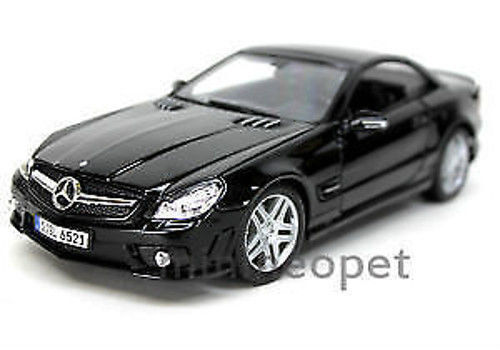 Maisto 1 18 Mercedes Benz Sl 65 AMG