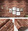 10M-3D-Wall-Paper-Brick-Stone-Rustic-Effect-Self-adhesive-Wall-Sticker-Home-Deco thumbnail 2