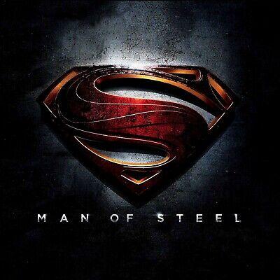 "Superman Man of Steel poster wall art home decor photo print 16/"" 24/"" sizes 20/"""