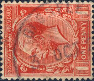 Ireland-KGV-192-034-GLENFLESK-034-cds-Gleann-Fleisce-Co-Kerry-on-SG357