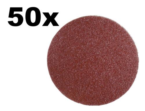 Klett Schleifpapier Exzenterschleifer Schleifscheiben Tellerschleifer K80 125mm