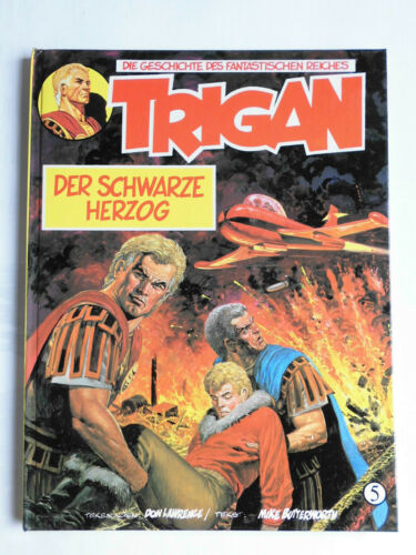 5: Der schwarze Herzog HC Don Lawrence     //RFL4 Rijperman TRIGAN Bd