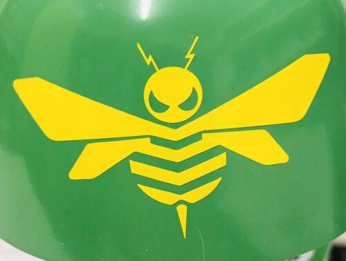 Bumblebee Transformers Vinyle Autocollant X 2 Voiture Kids Room Van Ordinateur Portable