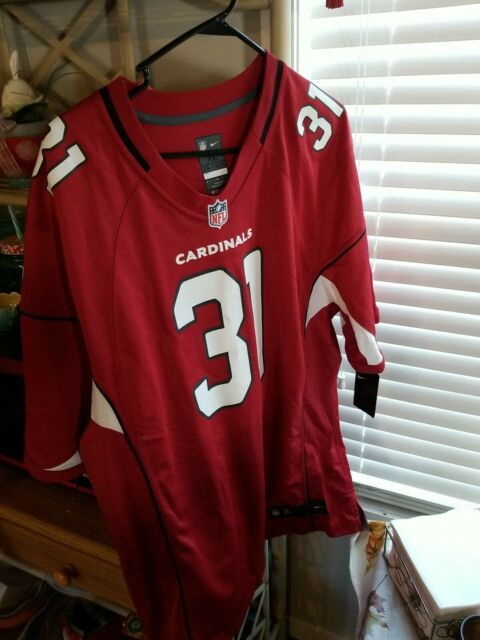 Arizona Cardinals Nike on Field David Johnson #31 Jersey