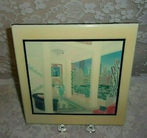 Vintage /& Antique Collectible Decorative Ceramic Art Tiles /& Tile Shards