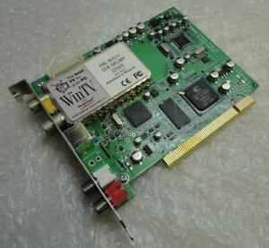 Originale Hauppauge Wintv Pal-B / G-i-D / K-Secam 32569 PCI TV Cattura Scheda
