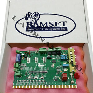 Ramset Intelligate 20 Pin Circuit Board Ram Automatic Gate