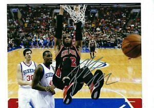 TAJ-GIBSON-AUTO-AUTOGRAPHED-8X10-PHOTO-SIGNED-PICTURE-W-COA-CHICAGO-BULLS-7