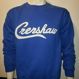 Nipsey Hussle Hoodie Crenshaw Rap Hip Hop Rap Merch Music Sweatshirt Size S-2XL