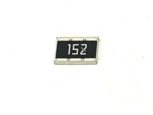 1 W 5/% lastwiderstand 1k5 1,5k 1218 rc1218jk-071k5l 100ppm 50 unités SMD