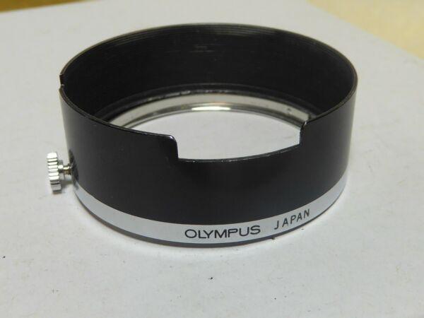 à Condition De Olympus Véritable Métal Lens Hood Pour 35rc 35ed, 35sec-2, 35ecr - Plus De Rabais Sur Les Surprises