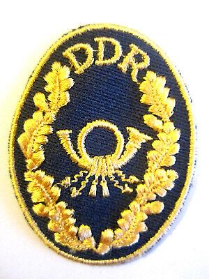 SED DDR Polizei KOKARDE Mützenkokarde Mütze Gestickt   NVA MDI