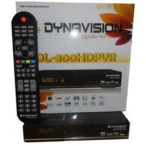 Dynavision DL-300 FTA HD + Free Darkgold LNB 0.1db