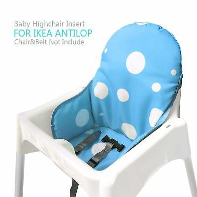 Highchair Seat Covers Insert Mat Cushion Washable Foldable Baby Highchair Cover 50% OFF
