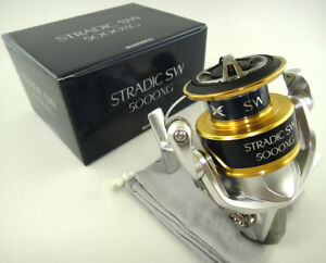 NEW 2018 Shimano Spinning Reel 18 STRADIC SW 5000PG Shore Jigging EMS from JAPAN