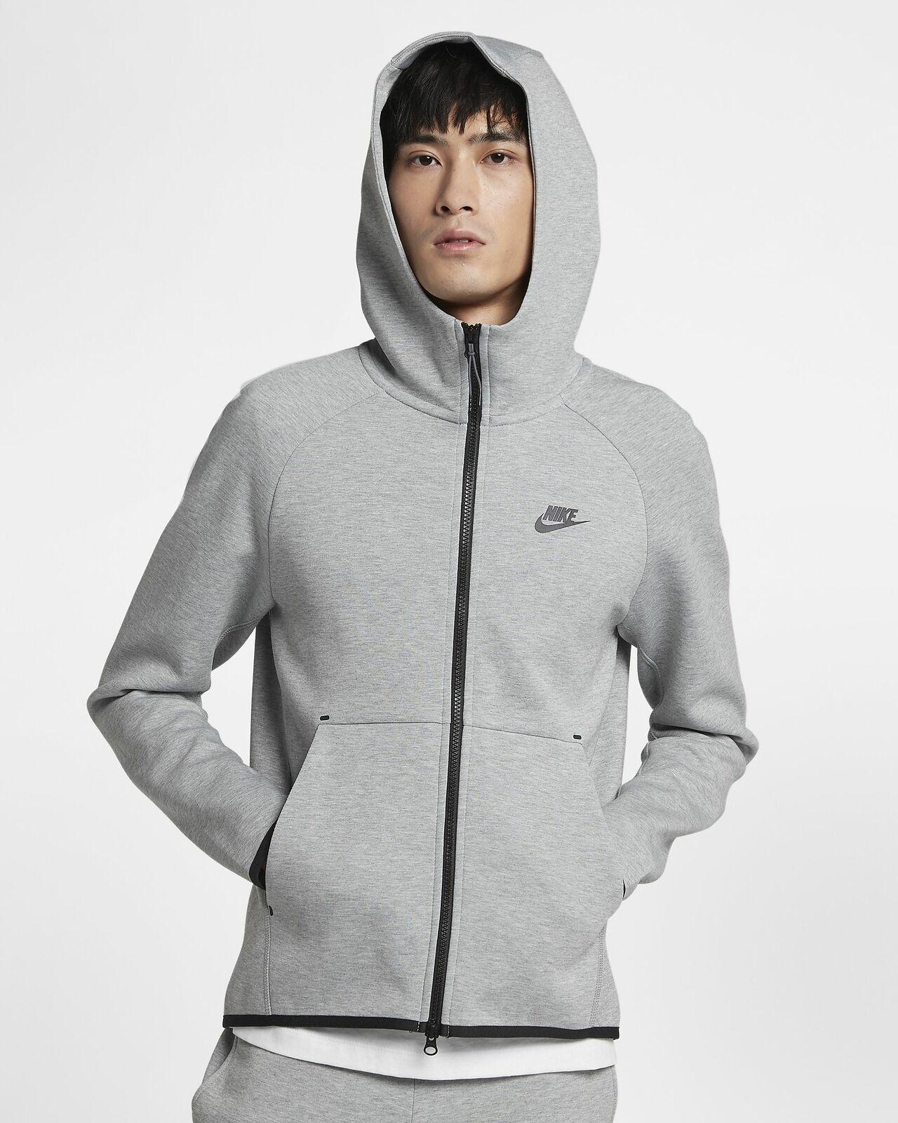 Hoodie Sportswear Tech Fleece Half Zip