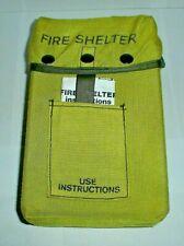 New Weckworth Fss Fire Shelter Belt Clips Wildland Emergency Protection 1998 Nos