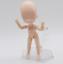 Boy PVC Figure Toy New In Box 12cm Gift Toys Nendoroid Doll Archetype