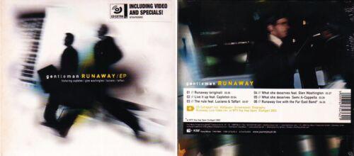 1 von 1 - GENTLEMAN - Runaway (2003) CD neu