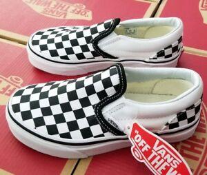 preschool checkered vans