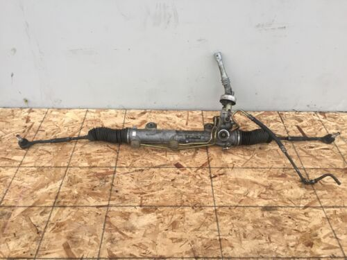 53K! MERCEDES R230 SL500 SL55 SL600 POWER STEERING RACK AND PINION TIE ROD FEO