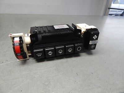 1238301285 W123 300D 300TD 300CD AC HEATER CLIMATE CONTROL REMANUFACTURED