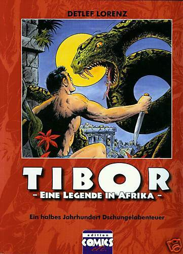 Tibor eine Legende in Afrika Hansrudi Wäscher