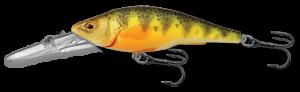 LiveTarget Live Target Yellow Perch Fishing Banana Lure 9//16 oz Choose Color