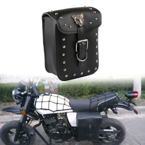 Motorbike Riding Rider Touring Saddle Bag For Harley Davidson Sportster Xl883 Xl1200 Motor Panniers Box Saddlebags Side Storage With A Long Standing Reputation Home