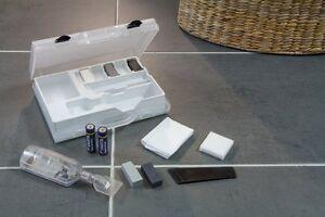 Profi Reparatur Set Fliesen Stein Keramik Kunststoff Reparatur