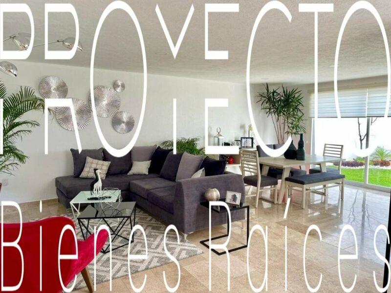 Casa en venta 3 recamaras con baño Parque Ibiza Lomas de Angelopolis Puebla