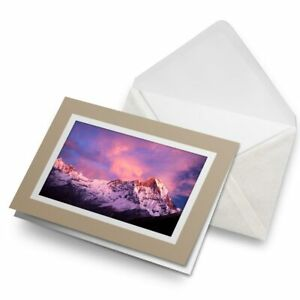 Greetings-Card-Biege-Nepal-Mt-Machapuchare-Mountain-8900