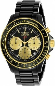 wachawant: Invicta 22387 S1 Rally 45mm Black Ceramic Chronograph Men's Watch