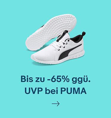 Bis zu -65% ggü. UVP bei PUMA