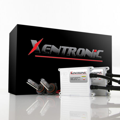 Xentronic AC 35w Xenon HID Kit H11 5000K OEM White Beam HeadLight Conversion Lig