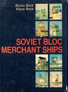 034-Sovietique-Bloc-Marchande-Navires-034-1981-Country-By-Country-Liste-Avec