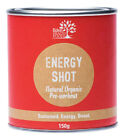 Eden Healthfoods Energy Shot Pre-Workout 150g Wholefoods & Superfoods