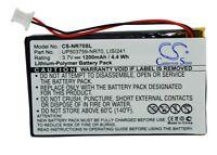 Battery For Sony Clie Peg Nx80, Nx80v, Sj33, Tg50, Th55, Lisi241
